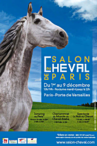 Salo du Cheval de Paris